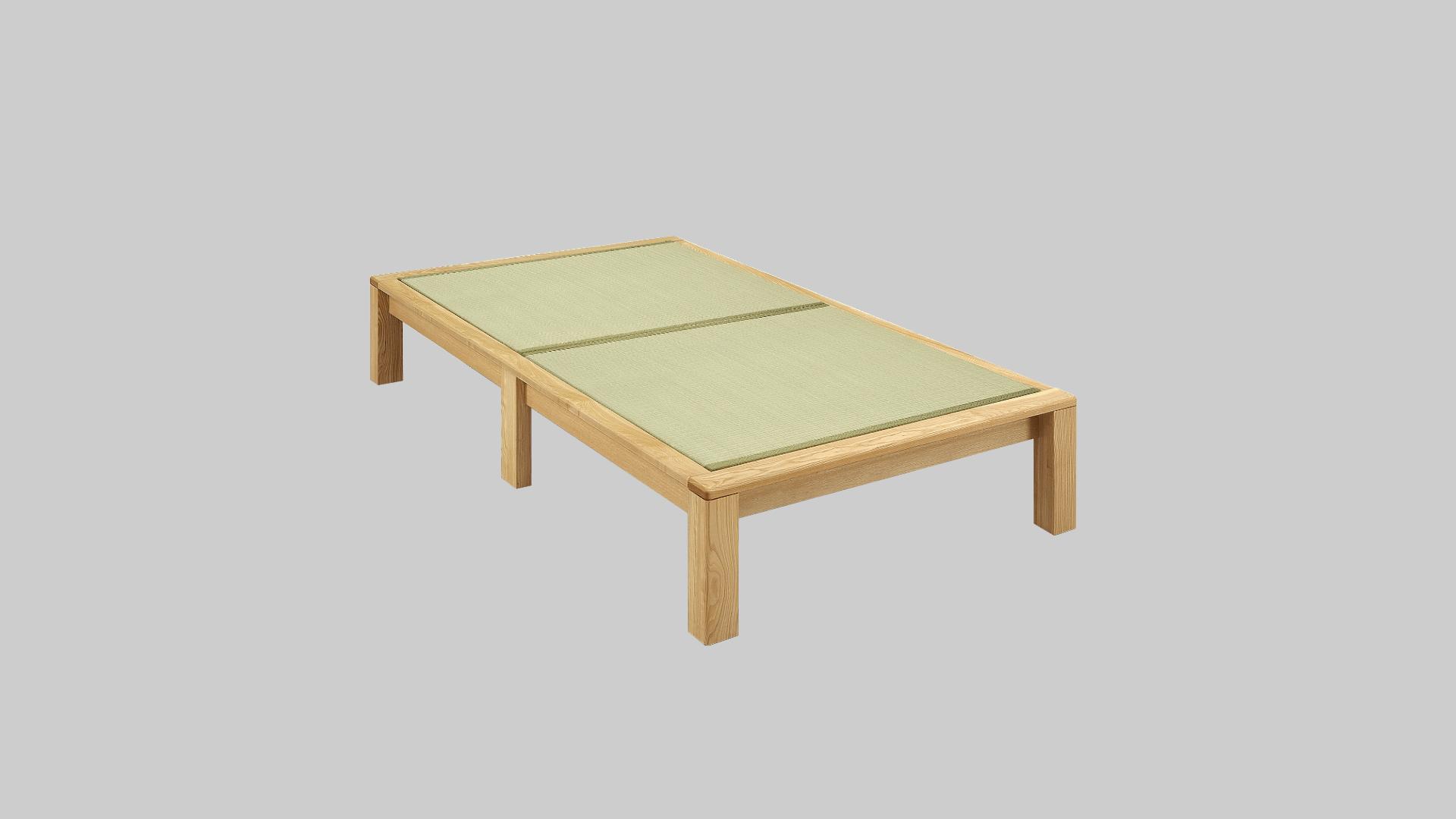木製ベット14 タタミ付 イメージ