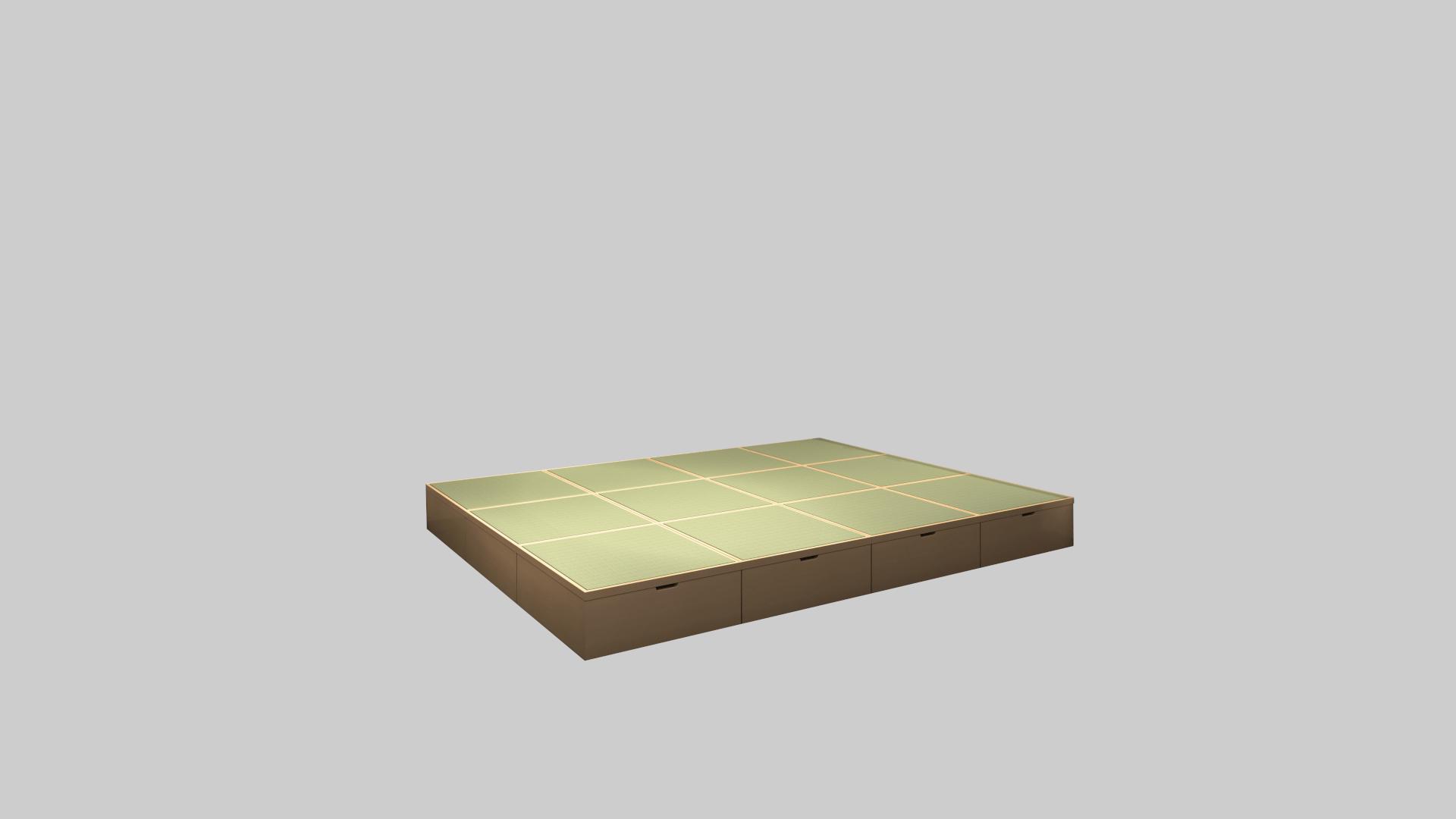 畳ユニット  上蓋開閉式 イメージ