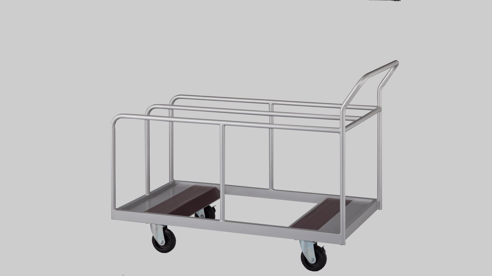 ターンテーブル台車 イメージ