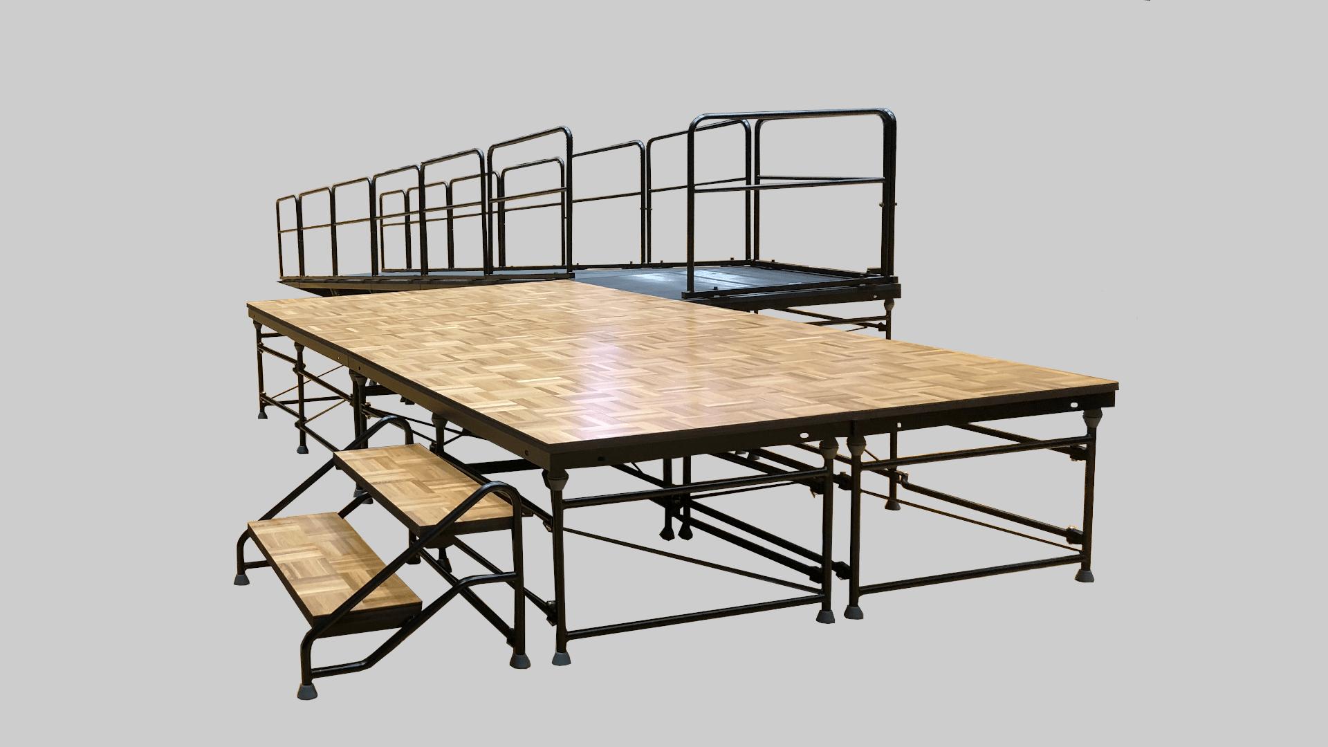 SICO ユニットステージ イメージ