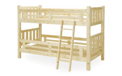 木製ベッド イメージ