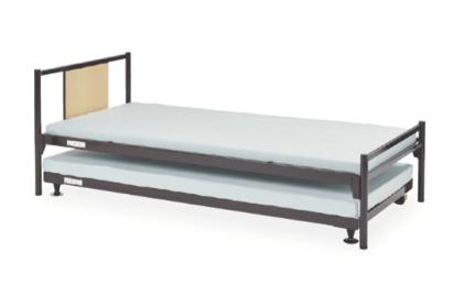 木製ベッド/スチールベッド イメージ