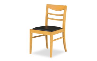 木製椅子 イメージ
