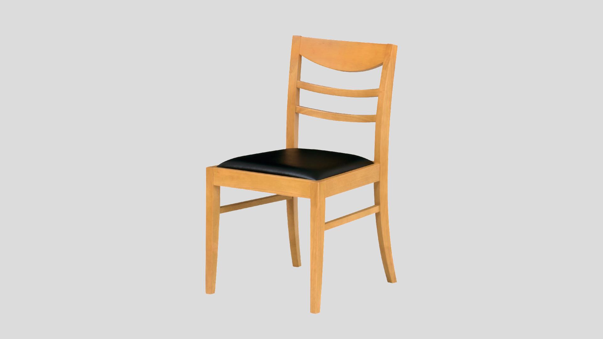 木製イス⑥ イメージ