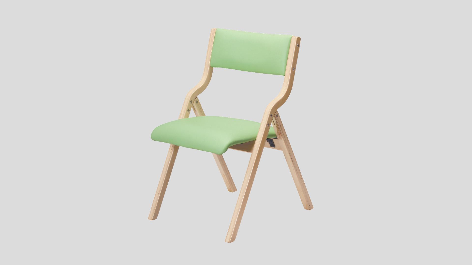 木製イス 折畳みチェア イメージ
